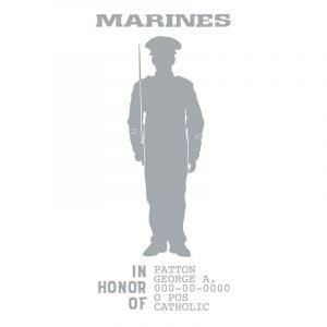 5203 In Honor of Marine Stats