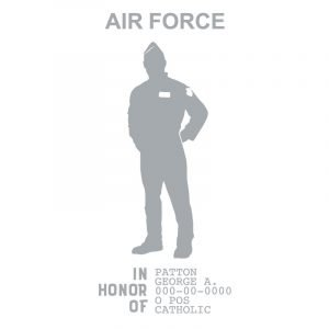 5206 In Honor of Air Force Stats