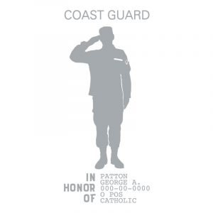 5207 In Honor of Coast Guard Stats