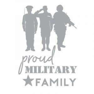 5211 Proud Military Family