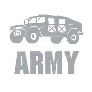 5217 Army with Humvee