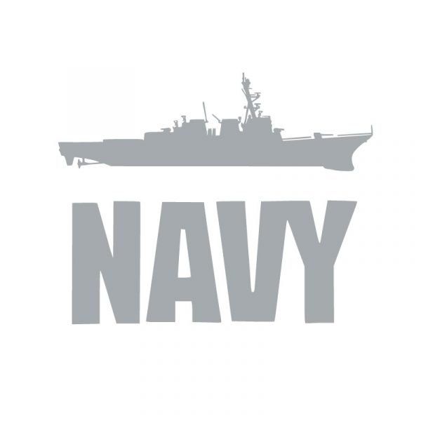 5218 Navy with Destroyer