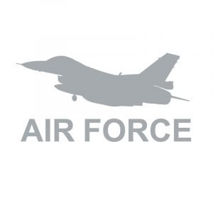 5222 Air Force Fighter Jet