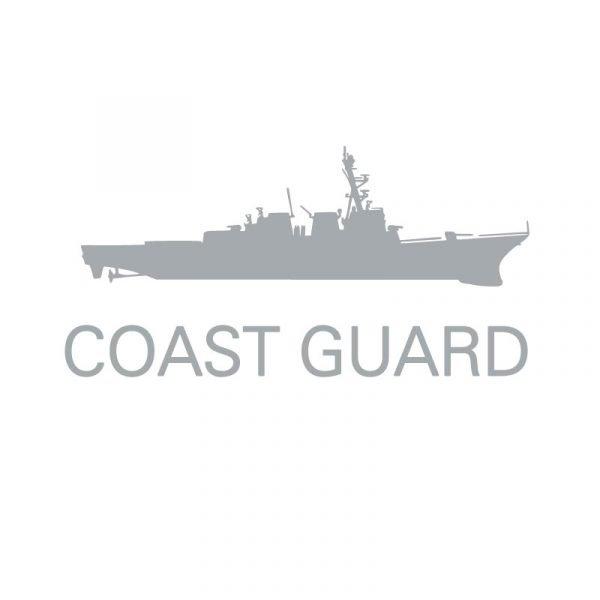 5226 Coast Guard with Ship