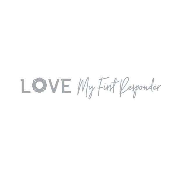 TM135- Love My First Responder Plank