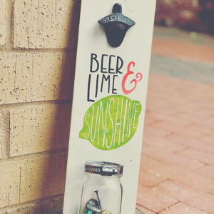 SP101 Beer Bottle Opener