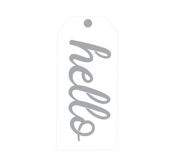 TM138- Hello Summer Door Tags