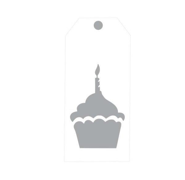 TM142- Happy Birthday Door Tags