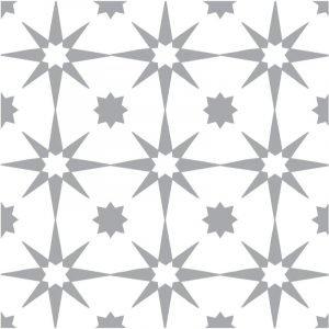 5341 Starburst Pattern